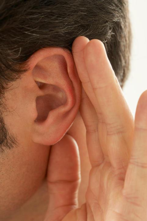 el sentido del oído